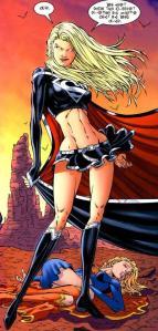 Supergirl, su lado oscuro