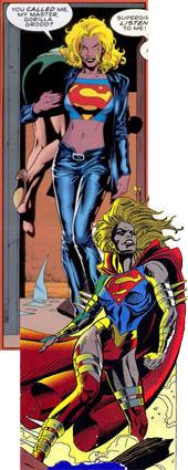 El lado oscuro de Supergirl