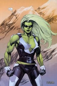 Ultimate She Hulk