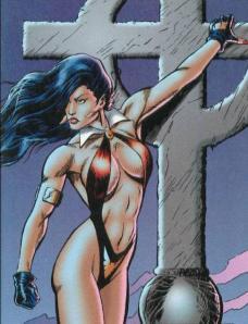 Vampirella comics