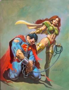 Maxima y Superman