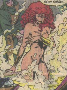 Maxima en los comics