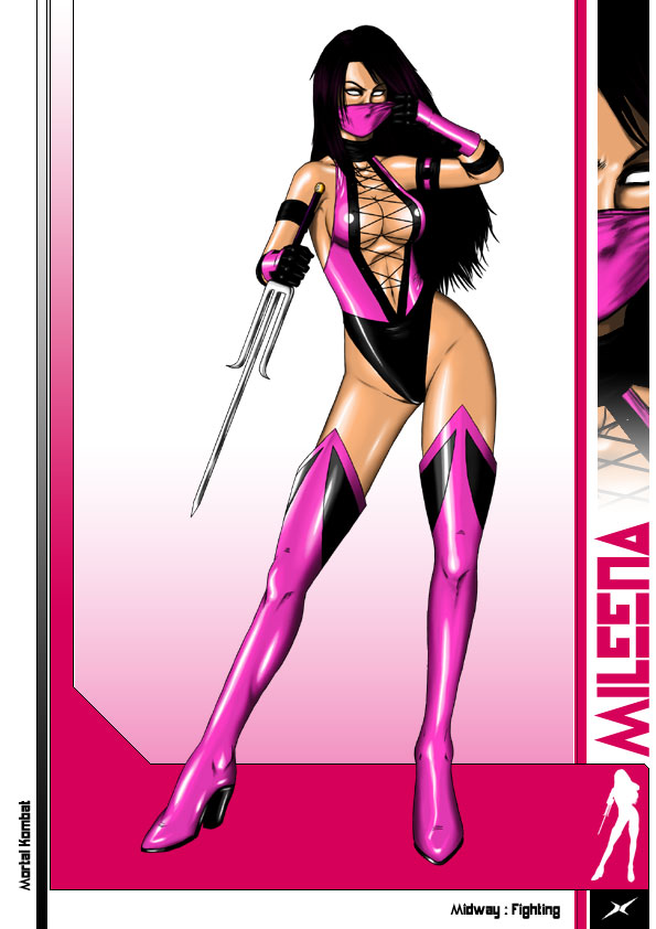 Go back gt gallery for gt mileena mortal kombat 3