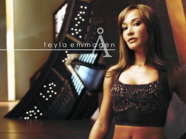 Teyla Emmagan